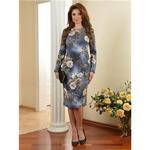 Платье  Цветы Salvi