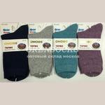DMDBS ТЕРМО женские носки верблюжья шерсть арт.B18-053.Упаковка 12 пар