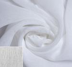 Имитация льна Алана Люкс Артикул: 24/аланаЛ-1 белый  Ширина рулона: 280