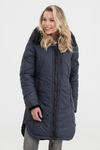 JW2056W Пальто для женщин, (био-пух) JAN STEEN
