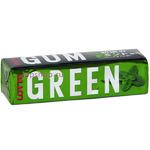 Жевательная резинка Green Gum, мятная, пластинки, 19,1 гр