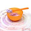 Набор: Чаша + лопатка для разведения альгинатных масок TaiYan, 1 шт
