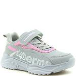 Кроссовки для девочек М.МИЧИ ML6303K-4 сер