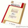 Иглы ручные для слабовидящих 12шт NEEDLES