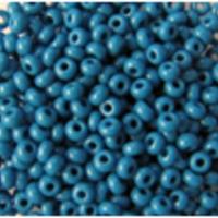 33220 бисер №10 т. голубой