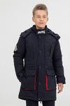 JW2058 Куртка для мальчиков, (био-пух) JAN STEEN