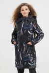 JW2054 Пальто для девочек, (био-пух) JAN STEEN