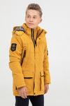 JQ061 Куртка для мальчиков, (био-пух) JAN STEEN