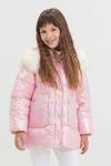 JH871 Пальто для девочек, (био-пух) JAN STEEN