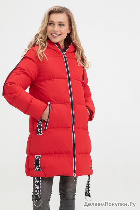 JQ071W Пальто для женщин, (био-пух) JAN STEEN