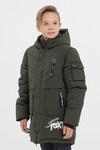 JA4148 Куртка для мальчиков, (био-пух) JAN STEEN