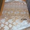 Тюль кружевной W884-180 Турция белый 180 см