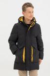 JA4150 Куртка для мальчиков, (био-пух) JAN STEEN