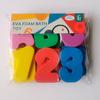 Игрушка в ванную «Буквы и цифры» 36 элементов