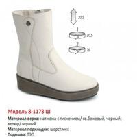 Ботинки женские (8-1173 Ш) зима