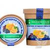 Фруктово-ягодная смесь №4 (1 уп. 250 гр.) Ежевика-Апельсин