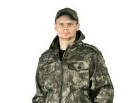 """Костюм """"КАСКАД"""" куртка/брюки, цвет: кмф """"скалолаз"""", ткань: Полофлис"""