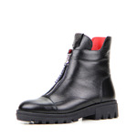 Ботинки женские кожаные ED'ART 326.teo.black