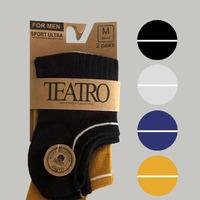 Укороченные мужские носки Teatro' (2 пары)