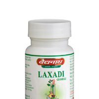 Лакшади Гуггул, лечение суставов и костей, 80 таб, производитель Байдьянатх; Laxadi Guggul, 80 tabs, Baidyanath