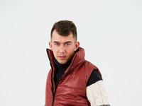 "ЖИЛЕТ МУЖСКОЙ ""ФРЭШ"" БОРДО"