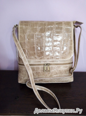 Итальянские сумки Diva's Bag по ценам производителя! (Фотоотчет)