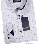 Рубашка в узор,размеры 116-158