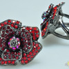Яркое,эффектное украшение '' Два в одном'' брошь - кольцо