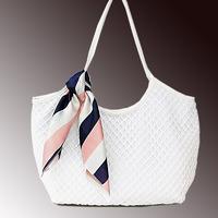 A- ES-168004 Новая летняя плетеная сумка - 2021 (хлопок)
