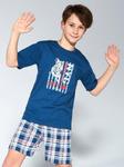 Пижама для мальчика Cornetti.размер 134-140