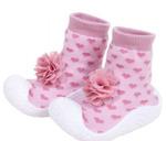 Носки для девочки на резиновой подошве, размеры 2-24
