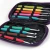 """Крючки для вязания """"Maxwell"""" алюмин с эргономичной ручкой MAXW.62785 набор d 2-6 мм"""