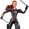 Barbie Marvel's Black Widow Doll, 11.5-in, Poseable with Red Hair, Wearing Armored Bodysuit and Boots, Gift for Collectors [Amazon Exclusive]