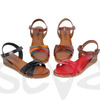 Amelie SANDAL WOMAN LEATHER 105AC