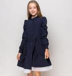 """Школьное платье для девочки """"SH-67"""" (рост 134 см)"""