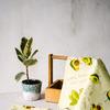 Полотенце кухонное рогожковое Авокадо NE