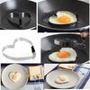 Форма Сердце для жарки оладушек и яиц