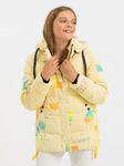 JH752 Куртка для девочек (био-пух) JAN STEEN