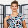 Платье Южанка, размер 62