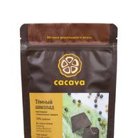 Тёмный шоколад с кампотским перцем, 70 % какао (Эквадор)