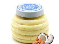 Крем-мед с кокосом и миндалем ВЕСОВОЙ