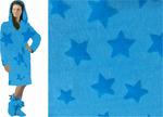Трикотаж жаккард (звезды велюровые) 1-571/1747Е