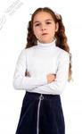 Детская водолазка Модель 7011 , мальчикам и девочкам, 92-152 размер