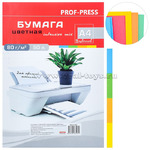 Бумага для офисной техники, цветная INTENSIVE Ассорти 5цв А4 80 г/м2., 50л.