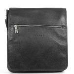 Мужская кожаная сумка Richet 2299Н1Н Fl California черный