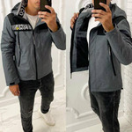 Куртка мужская с капюшоном арт. 898813