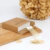 Бамбуковые ватные палочки, упаковка 100 штук