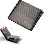 WT-LX-002  Мужское портмоне, кошелек /экокожа