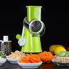 Мультирезка для овощей и фруктов с набором насадок