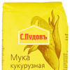 Мука кукурузная С.Пудов 500 гр.
